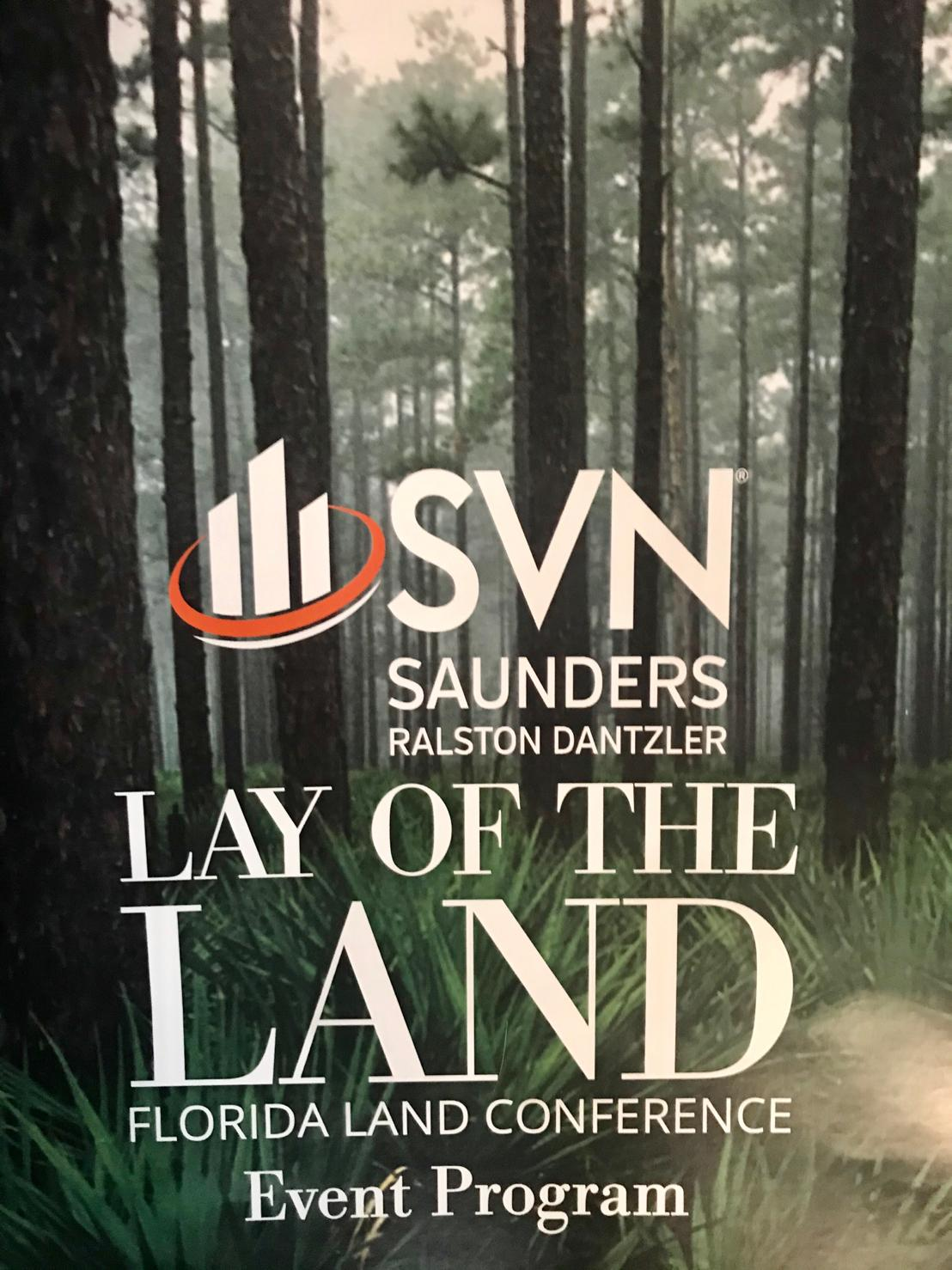 Gaylord Merlin Sponsors 2020 Lay of the Land Conference