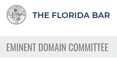Blake Gaylord Appointed Chair of The Florida Bar's Eminent Domain Committee