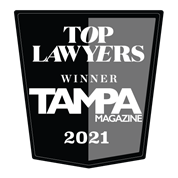 Andrew Diaz Named Top Lawyer 2021 by Tampa Magazine