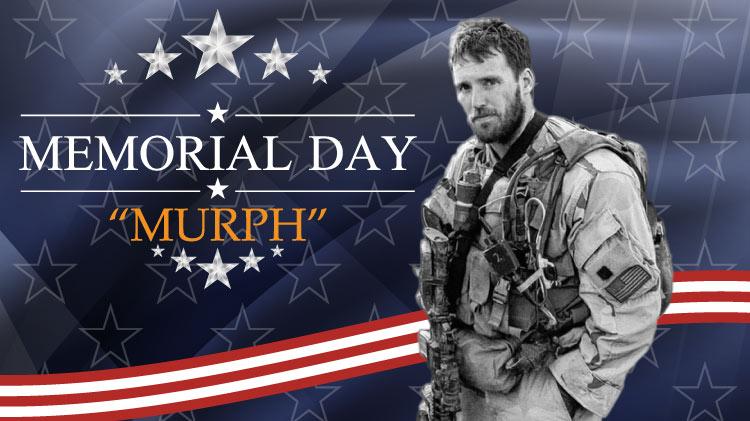 Blake Gaylord Participates in Memorial Day Murph Challenge